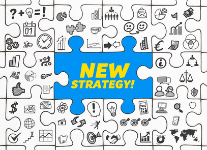 New Strategy! / Puzzle mit Symbole